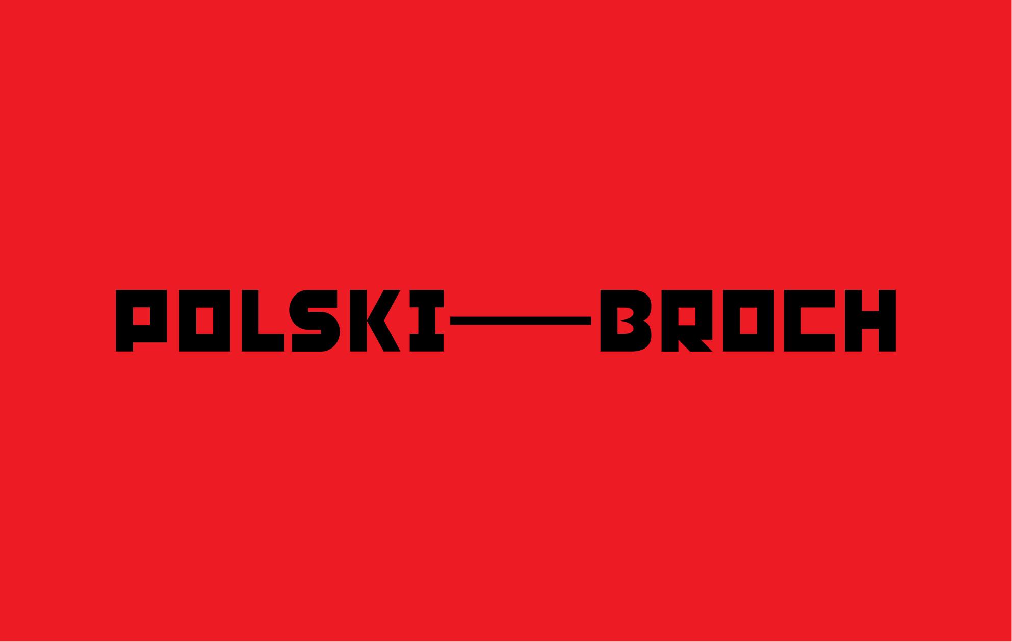 POLSKI BROCH